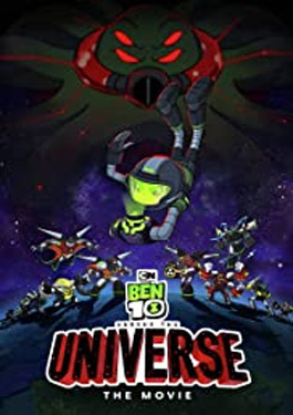 Ben 10 vs. the Universe- The Movie (2020) poster