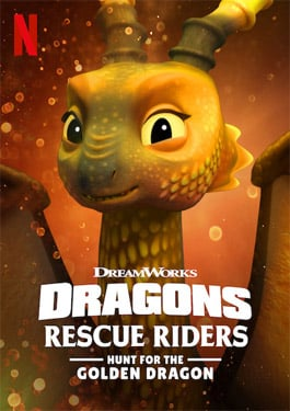 Dragons Rescue Riders Hunt for the Golden Dragon