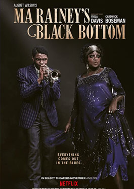 Ma Rainey is Black Bottom