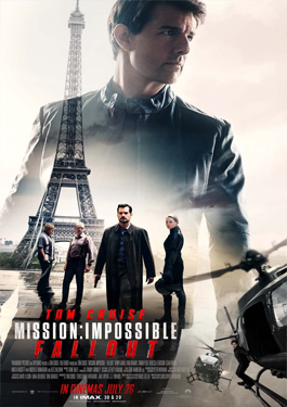 Mission : Impossible Fallout (2018)